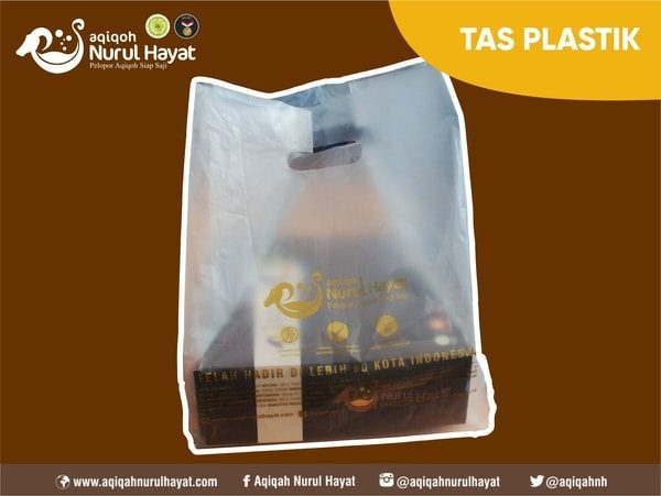 Aqiqah Tangerang Nurul Hayat Tas Plastik